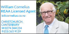 WILLIAM CORNELIUS REAL ESTATE AGENT